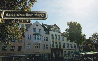 Wie geht es weiter am Kaiserswerther Markt? Stillstand 2018!