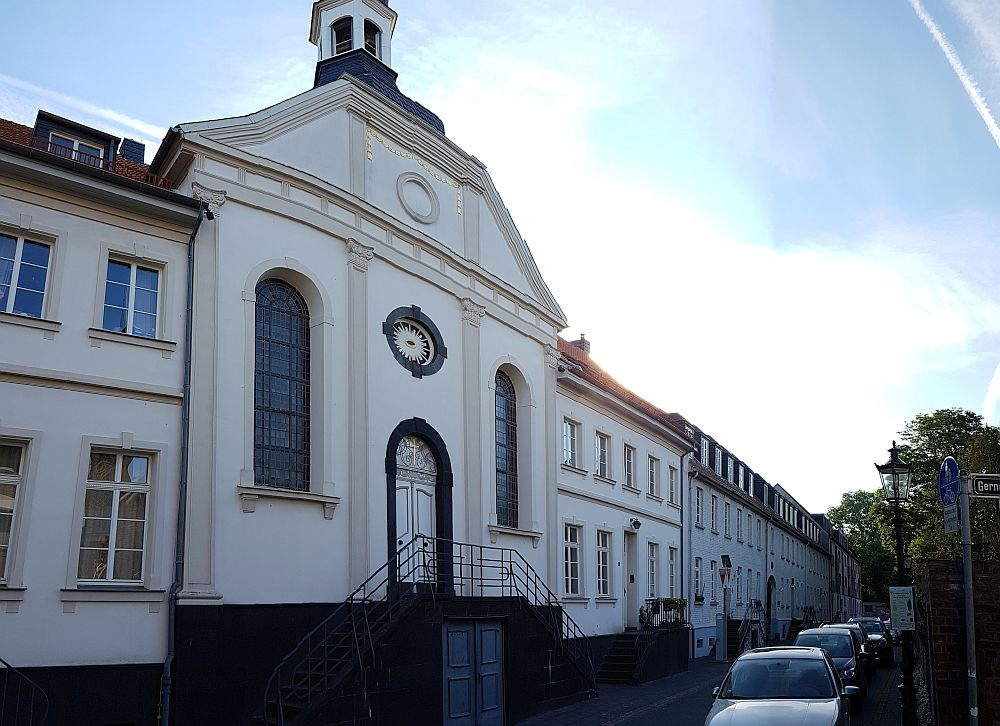Stadtkirche Kaiserswerth