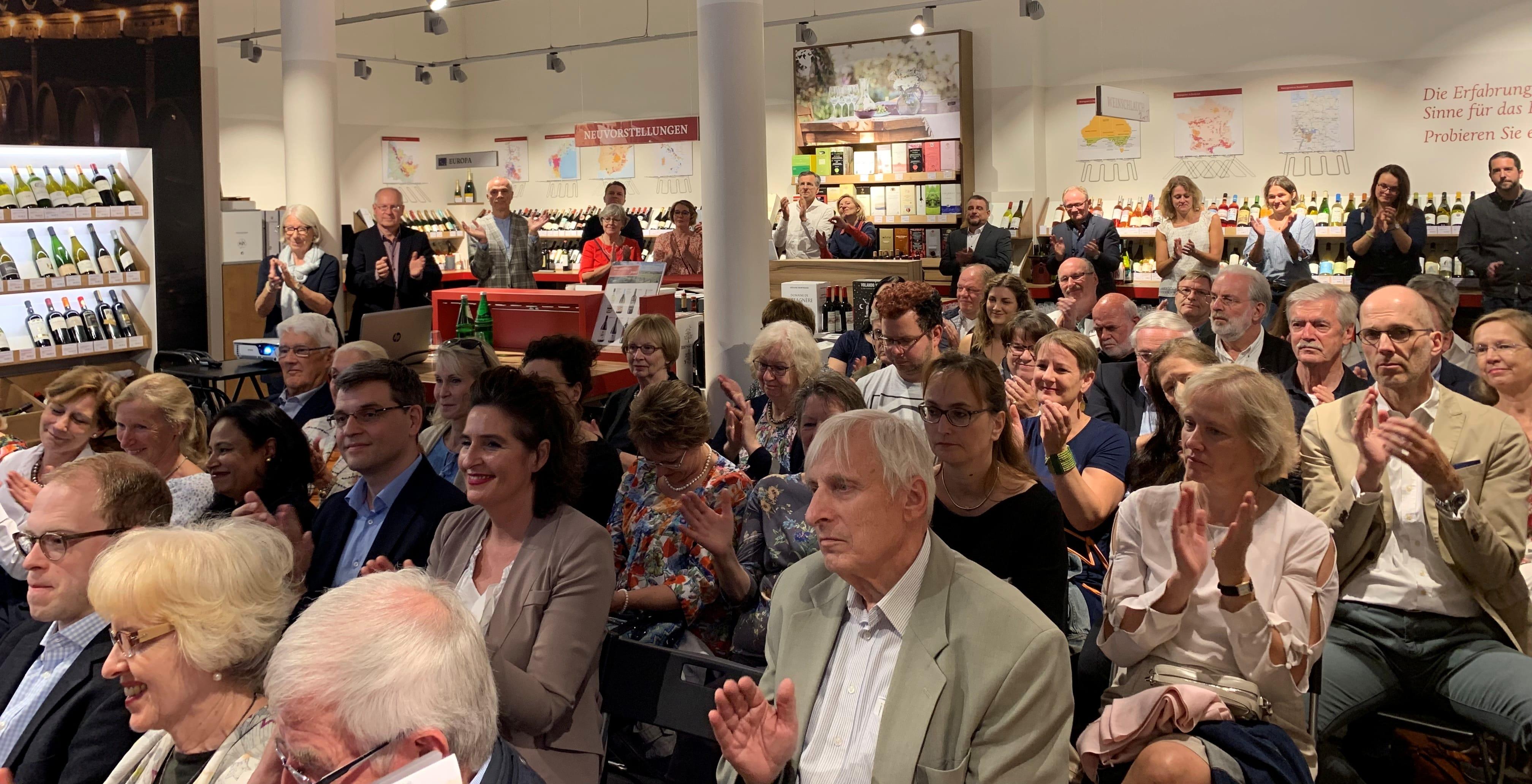 GK-Kaiserswerth - Blick ins Gäste Forum