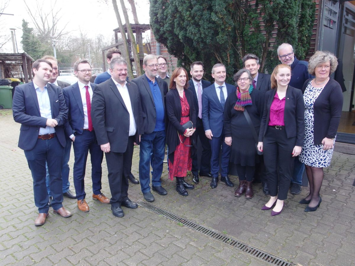 Neujahrsempfang SPD Kaiserswerth