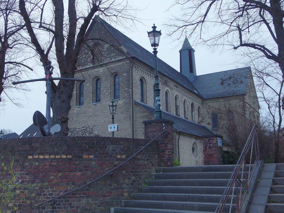 Die St. Suitbertus-Basilika in Kaiserswerth ist mit ihrer hervorragenden Akustik auch Ziel von Musikliebhabern. Foto: SO