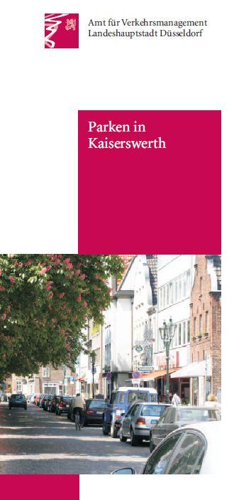 Parken in Kaiserswerth